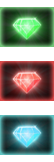 Super Emeralds Win 7 Start Orb - Style 2 by Senku79