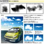 Illuststudio Cloud Brush