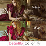 Photoshop action 5