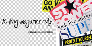 Magazine Cuts