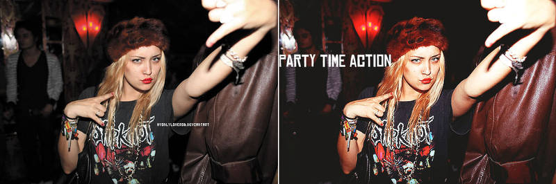 Party time action