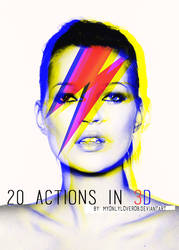 20 ACTIONS in 3D