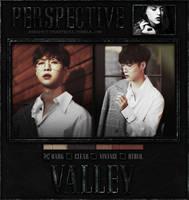 Valley -  perspectiveeffects  by wiintermoon