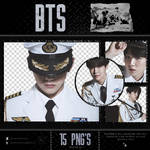 PACK PNG'S BTS