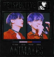 Animales - perspectiveeffects  by wiintermoon