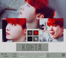 Kohta - perspectiveeffects  by wiintermoon