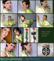 Stock - Jade Ranger closeups