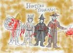The Hunters of Yharnam