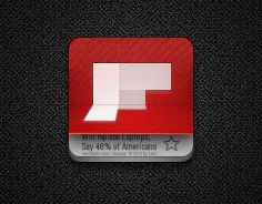 Jaku ''flipping'' FlipBoard icon