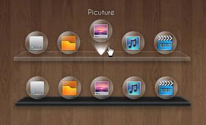 Orb Folders for XWidget