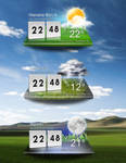 LG Optimus Weather