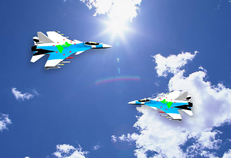 aircraft flying on desktop for xwidget by pigboat on deviantart