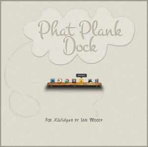 Phat plank Wood Dock