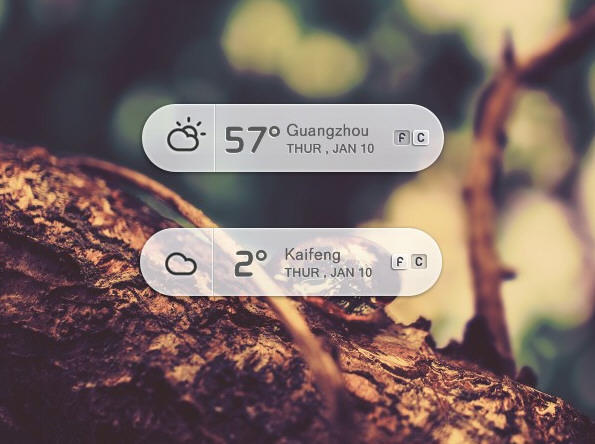 ForecastWeather by pigboat