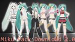 Miku Pack 3 Download v2.0