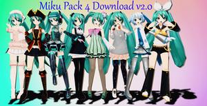Miku Pack 4 Download V 2.0