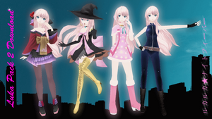 Luka Pack 2 Download by AlexIsDeadddx