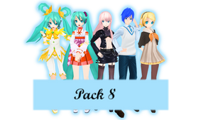 Pack 8 Download by AlexIsDeadddx