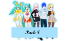Pack 8 Download
