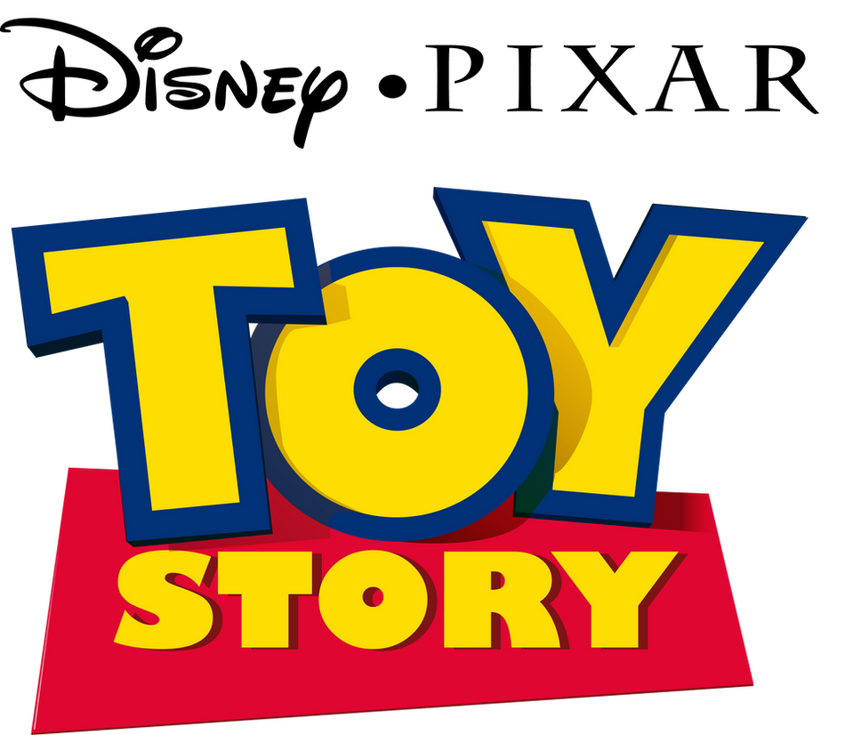 how to draw logo toy story
