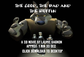 The good,the bad n' the muffin by Ladylau