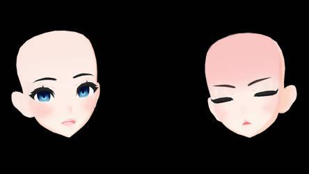 [ D L ] TDA Face Edit by Ma--Ya