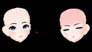 [ D L ] TDA Face Edit