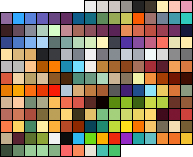 My Swatches by KashimusPrime