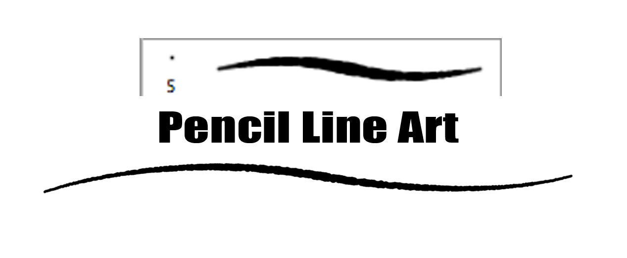 Line Art Brush By Jimro : Pencil line art brush by kashimusprime on deviantart