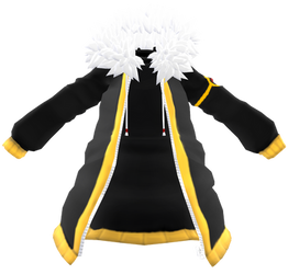 MMD Overgrowth Frisk Jacket DL by Floramy