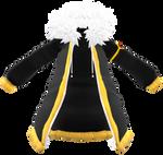 MMD Overgrowth Frisk Jacket DL