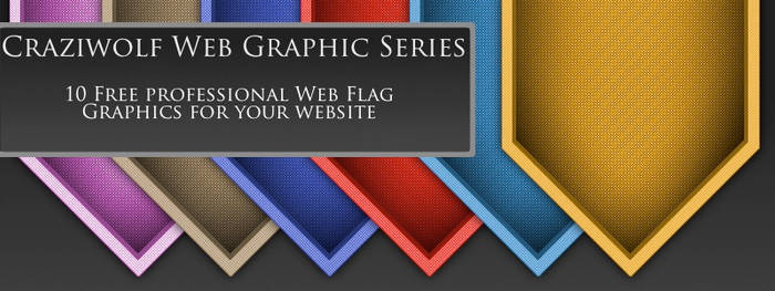 Free Web Graphics, Flags