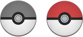 Pokeball Circul8 Icon Resouces by theBassment