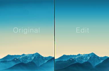 iPad Air 2 - Advertising Wallpaper - Green (edit)
