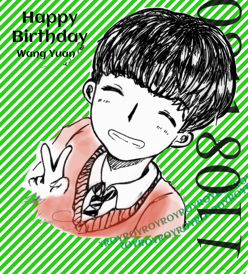 Happy Birthday by Eritokaze