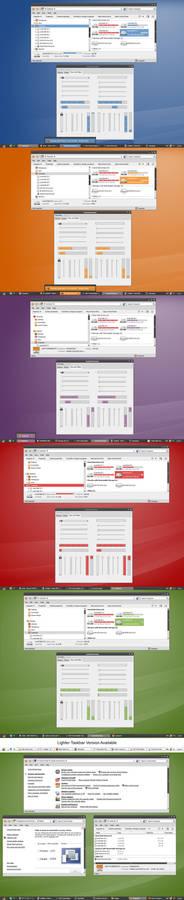 Shiki Colors for Windows Seven