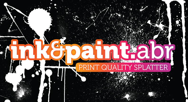 Ink and Paint - Print Quality