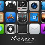 Michezo - iPhone Theme by MrAronsson