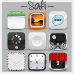 Safi HD iPhone Theme