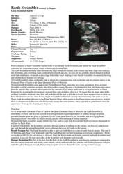 Earthscrambler by LPHogan