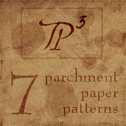 Parchment Paper Patterns