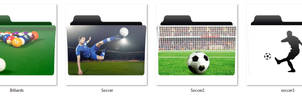 Sport Folder Icon Pack 1 v1 by mtbboyvt