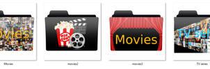 movies tv series folder logo pack v1 by mtbboyvt
