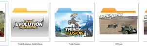 Sport games folder icon pack 1 v0.2 by mtbboyvt