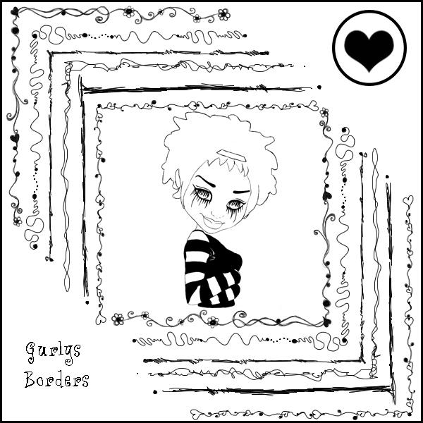 Gurlys Borders by Gurly