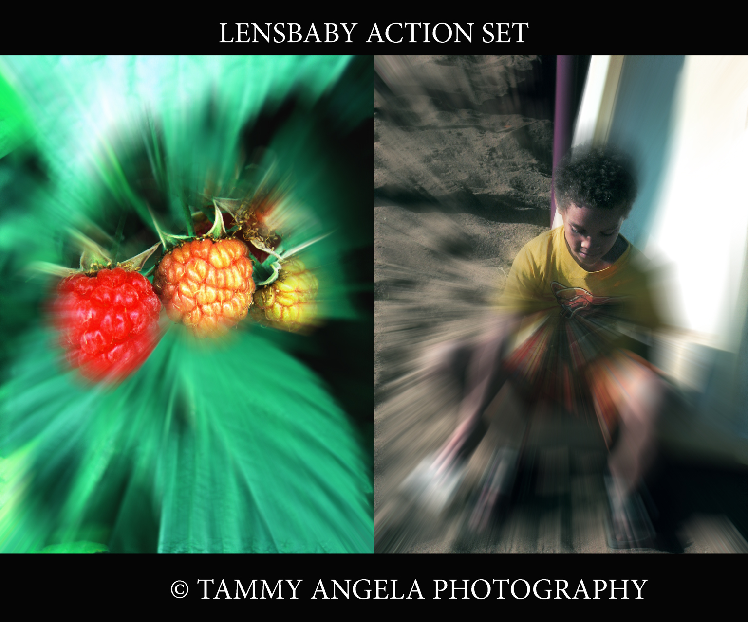 Lensbaby Action