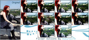 Filter Actions , Set 7