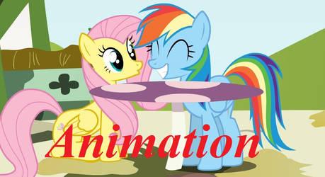 Sneaky Rainbow Dash's Secret Relationship