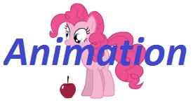 Pinkie Pie is upset with my Animation skills