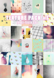 TEXTURE PACK #1 [Tokki-Teeth]